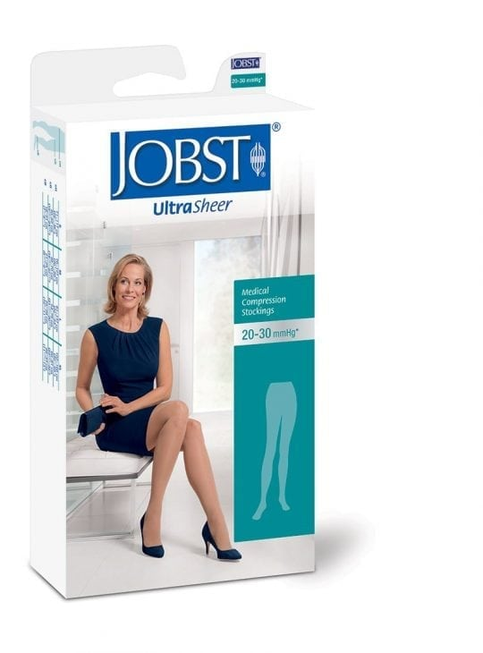 Jobst Womens Strong Compression Stockings