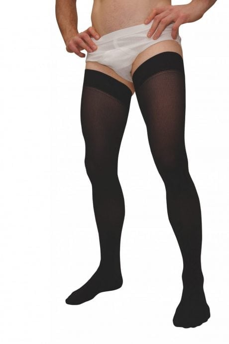 Jobst For Men Thigh High compression stockings and socks