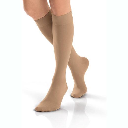 Jobst Relief Knee High Medical Compression Socks Soft Fit