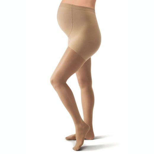 Ultrasheer maternity Compression Pantyhose 20-30 Pregnancy Stockings