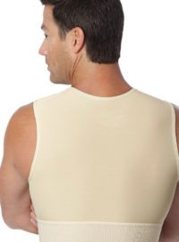 Mens Boob Compression Vest Australia