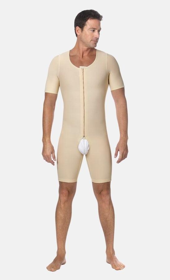 05581736c627a Marena Short Sleeve Male Post Op Bodysuit (MB-SS) - Australia s ...