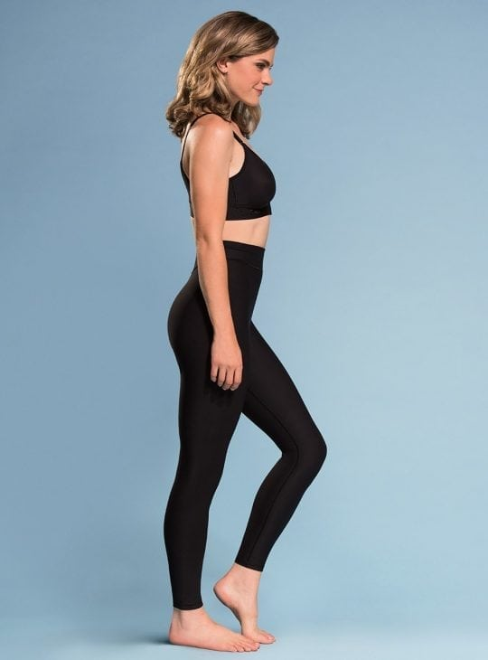 efb83650fa4f0 Active Leggings Medical Compression Tights Third Stage Shapewear (8+ weeks  post op). Slimming