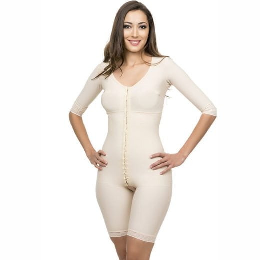 Short Sleeve Full Compression Bodysuit