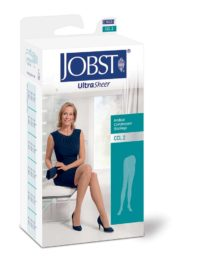 Ultrasheer strong compression maternity compression stockings