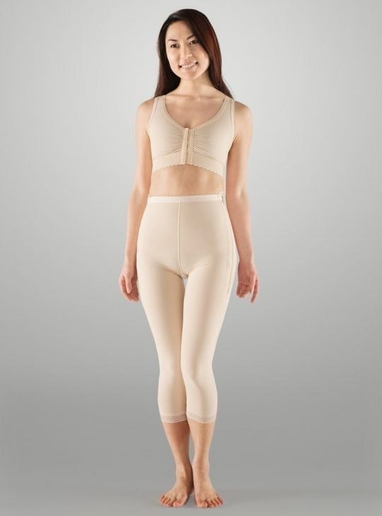 Marena Low Waist Girdle Calf