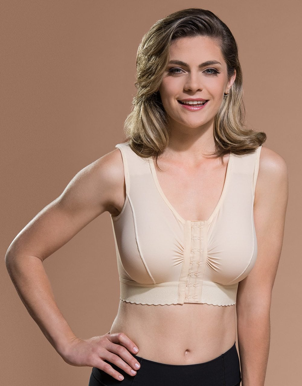 58ee9dbc70 Buy our Marena Front Fastening Supportive Bra in Australia and In Stock now!
