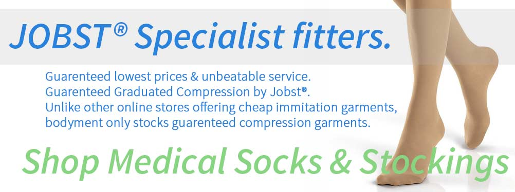 Shop Australia's most trusted Jobst Compression Sock and Medical Compression Stockings supplier today!