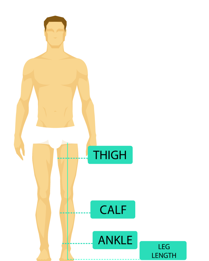 Sigvaris Thigh High Cotton (504)