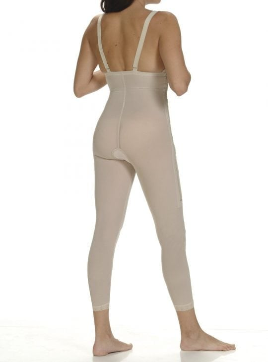 ClearPoint Medical 360 Below Knee Natural Bodysuit
