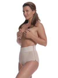 Womens Compression Abdominal Brief Medical Grade Size Zip Compression Brief