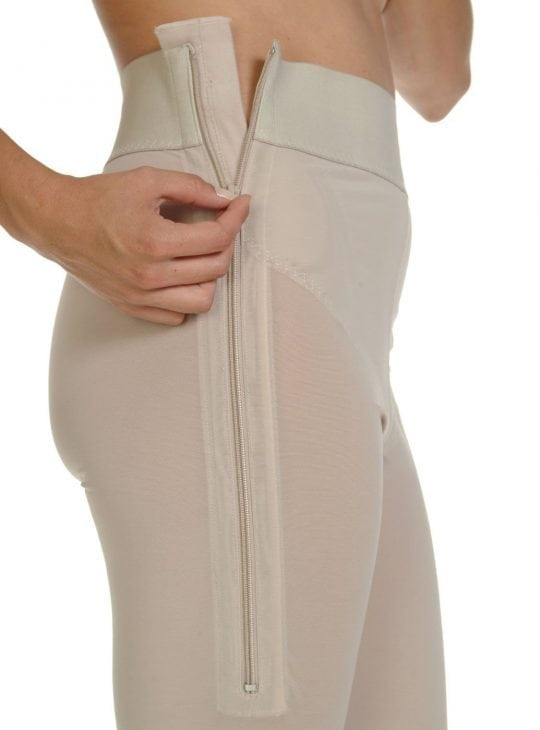 Calf Length Girdle Side