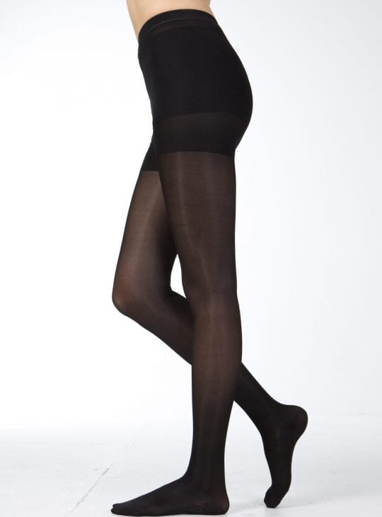 Sheer Pantyhose Black