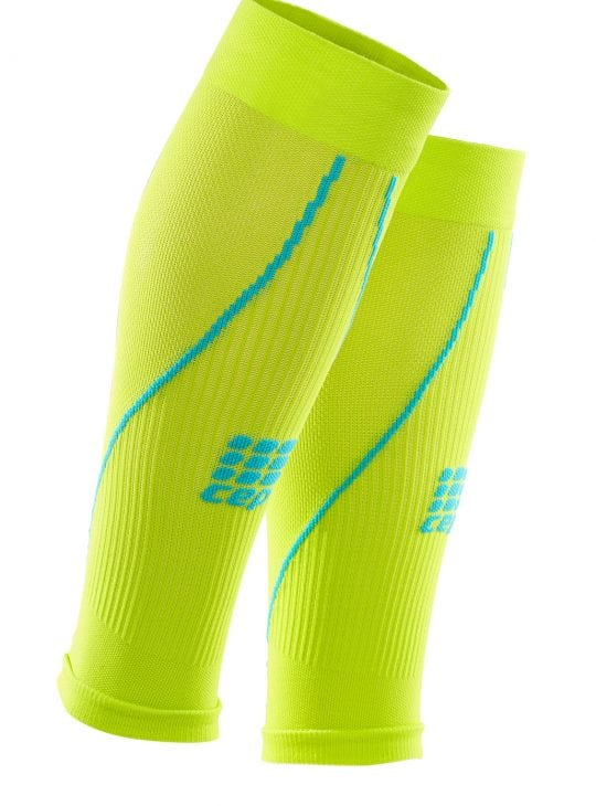 cep-men's-calf-sleeves-lime