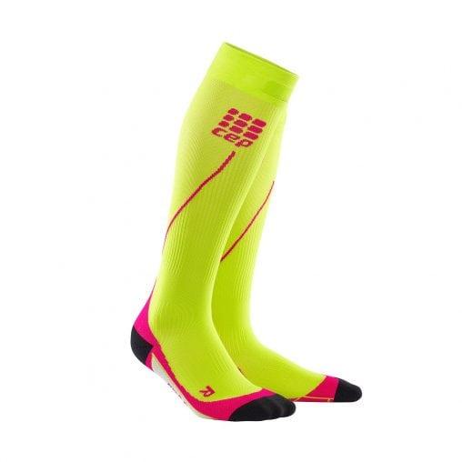 run_socks_2.0_lime_pink
