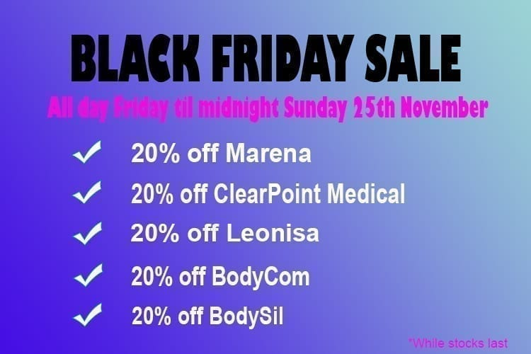 compression garments on sale now! shop now! black friday!