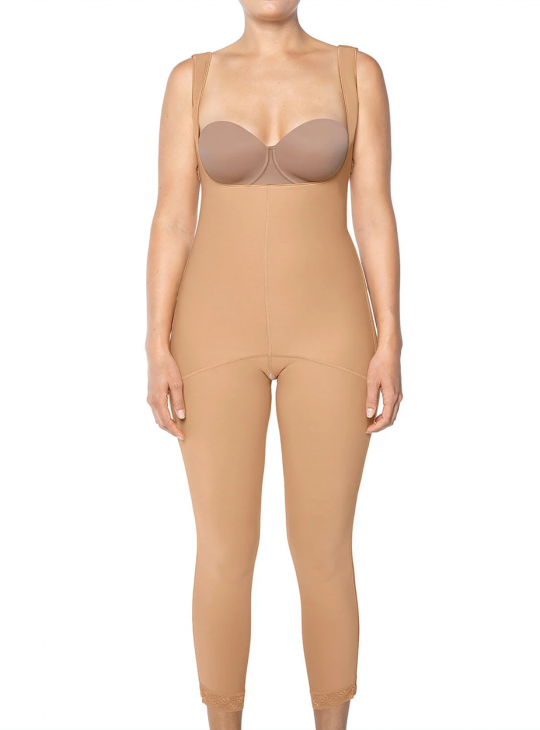 Ankle Length Bodysuit